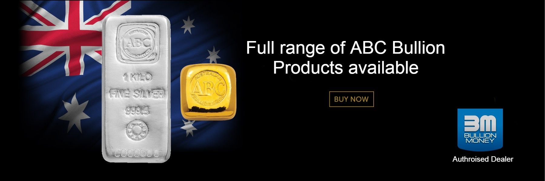 ABC bullion bars