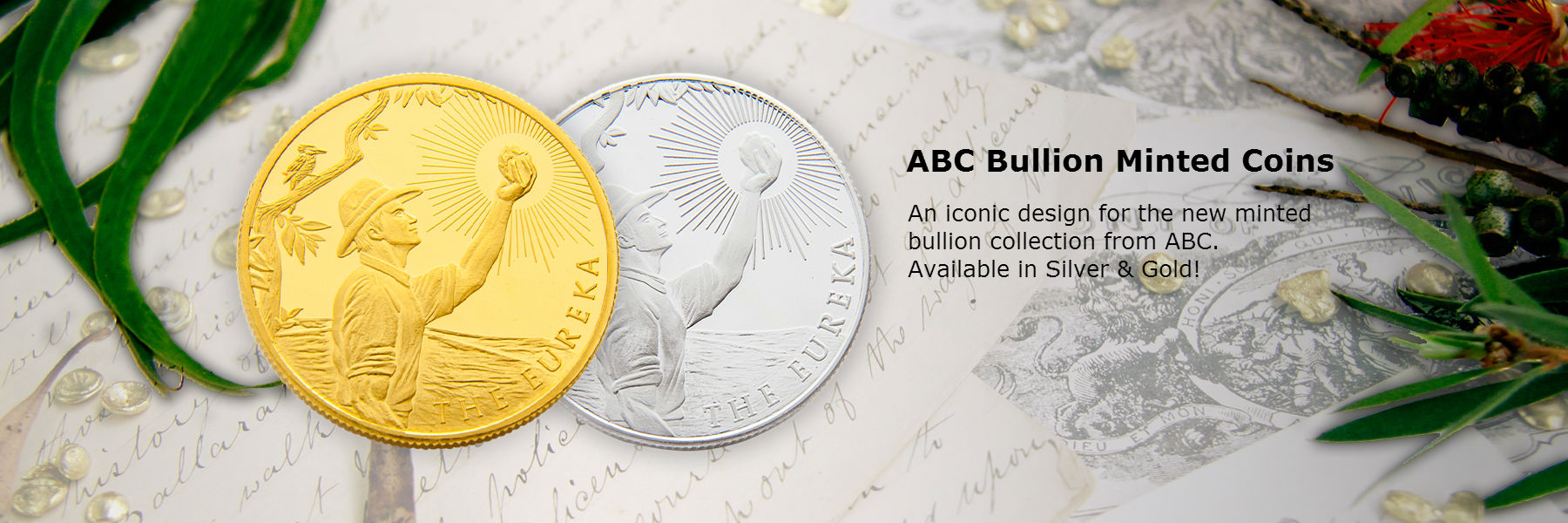 ABC Bullion Minted Coins