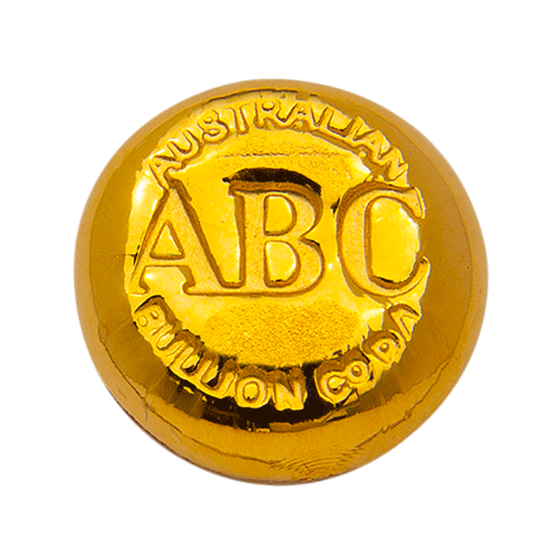 ABC Bullion 1/2 oz gold bar