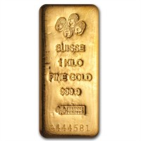 1 KG PAMP Gold Bar