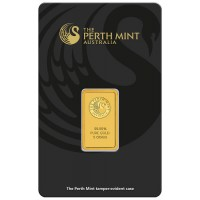 5 gram Perth Mint Gold Bar