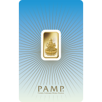 5 gram PAMP Gold Lakshmi Bar