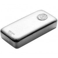 10oz Perth Mint Silver Bar