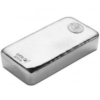 1KG Perth Mint Silver Bar