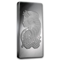 Pamp 500g Silver Minted bar