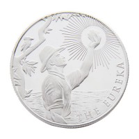 ABC Bullion Silver Eureka Coin