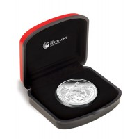 1/2 oz Proof Lunar Horse Silver Coin