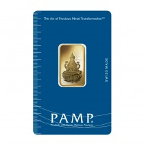 10 gram PAMP Lakshmi Gold Bar