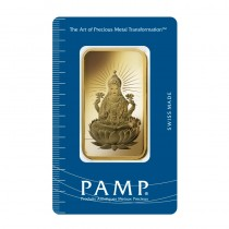 50 gram PAMP Lakshmi Gold Bar