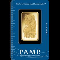1 oz PAMP Gold Bar