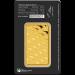 Minted Gold Bullion Bar
