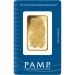 PAMP 1oz Gold Bar