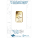 PAMP Gold bar Fortuna 10g