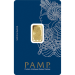 PAMP 2.5 Gold Minted Bar