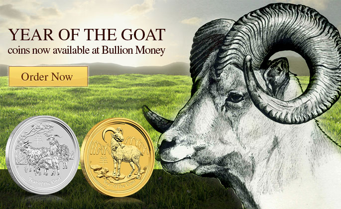 Year of the Goat Coin images
